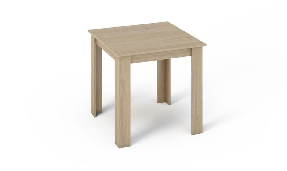 KONGI jedálenský stôl 80, dub sonoma