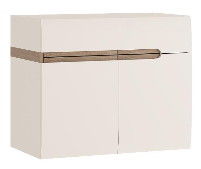 LINADE skrinka pod umývadlo s umývadlom TYP 150