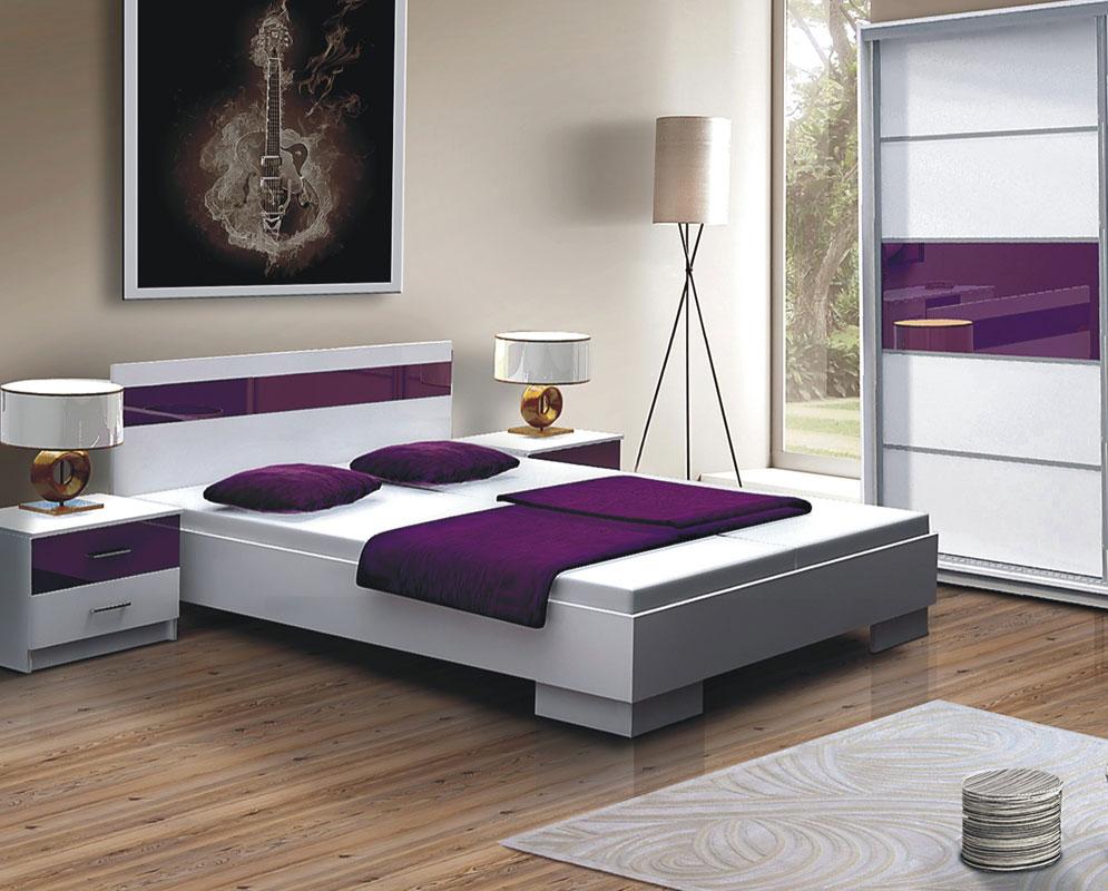 DUBLIN posteľ 160x200