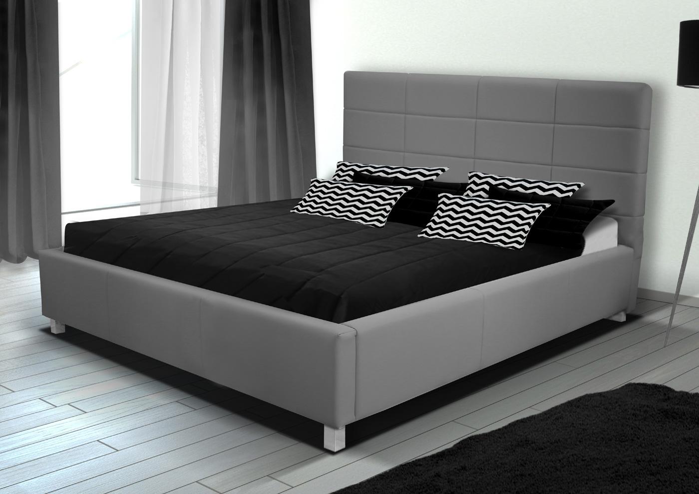 LUBICA IX manželská posteľ s úložným priestorom 180 x 200 cm