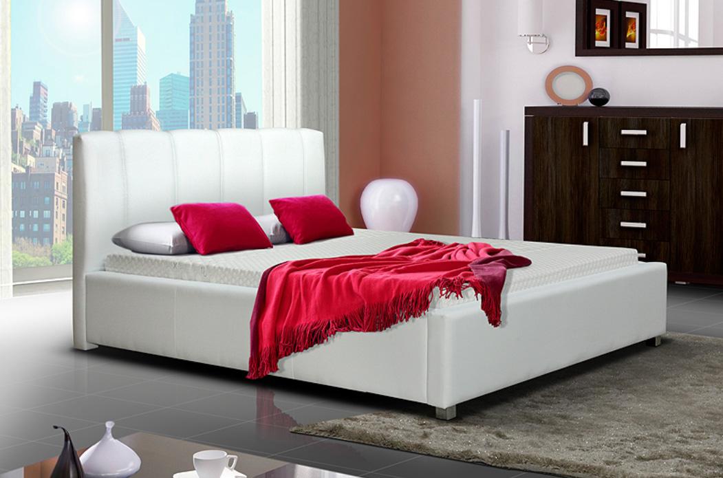 LUBICA I manželská posteľ 160 x 200 cm, Madryt 120