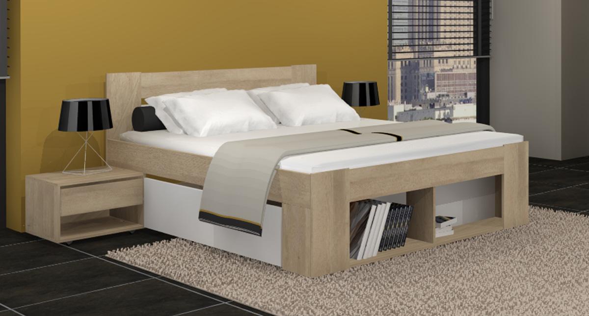 Manželská posteľ EMILY 160