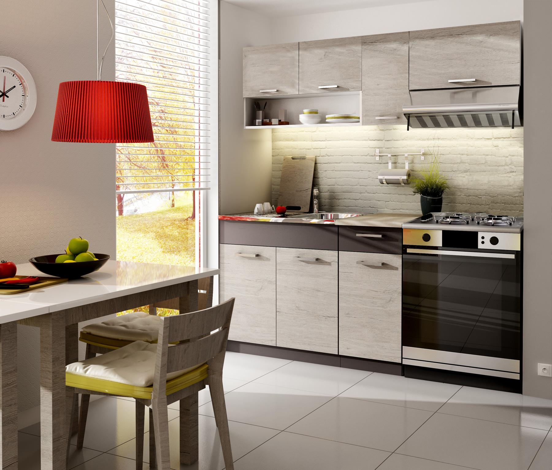 Kuchyňa MOREEN 180, picard