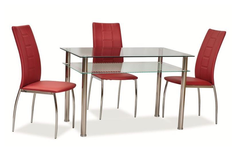 PIXI jedálenský stôl 120x70 cm
