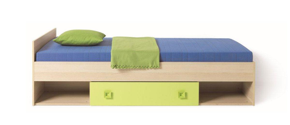 >> Detská posteľ SUNNY