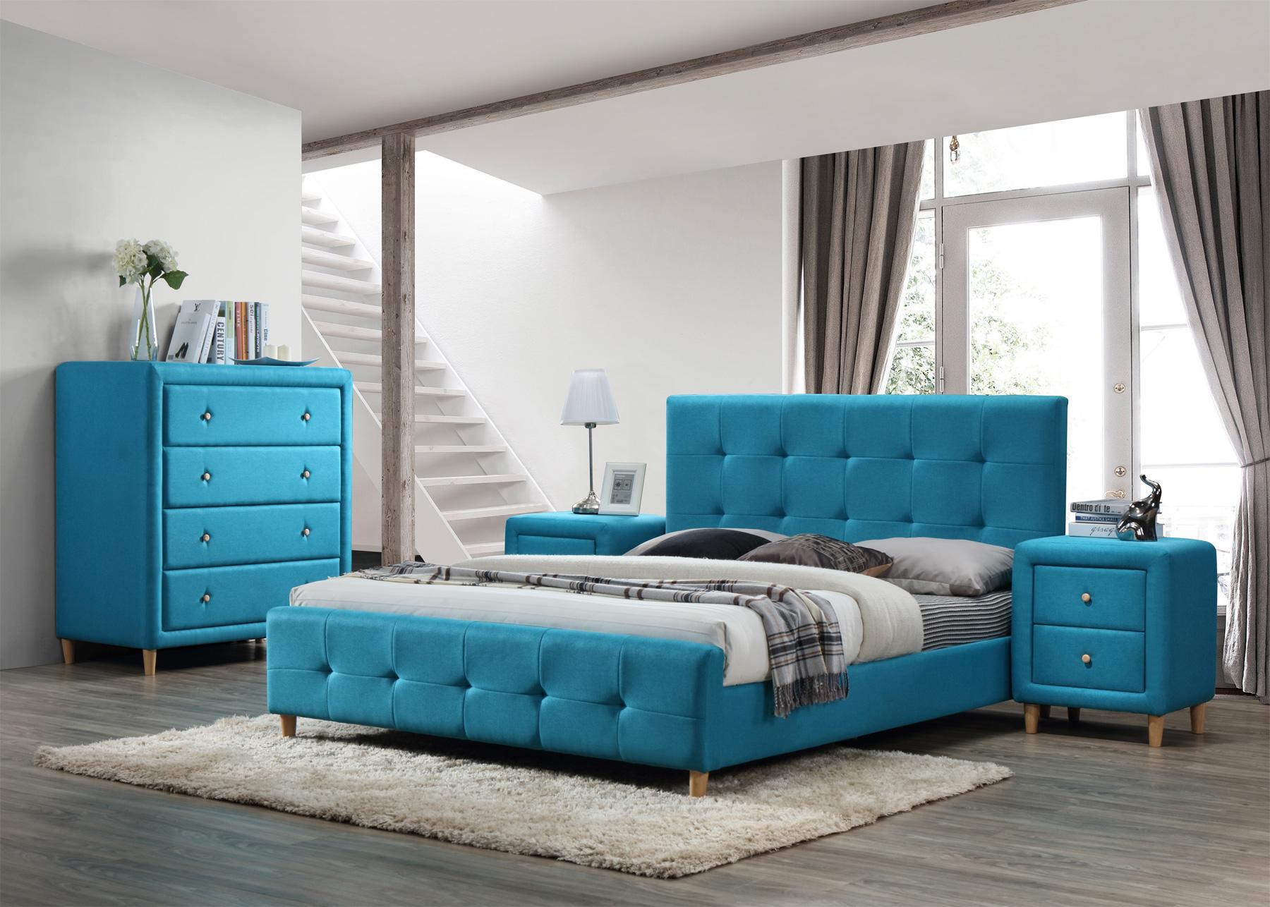 ATLANTIK 180 čalúnená posteľ 180x200cm VER-0230