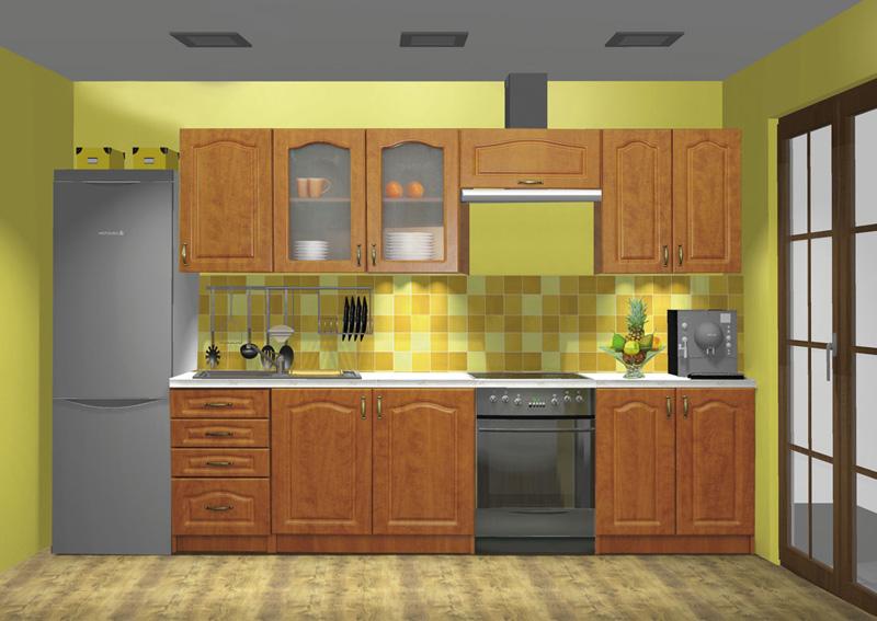 PREMIUM kuchyňa 240 jelša