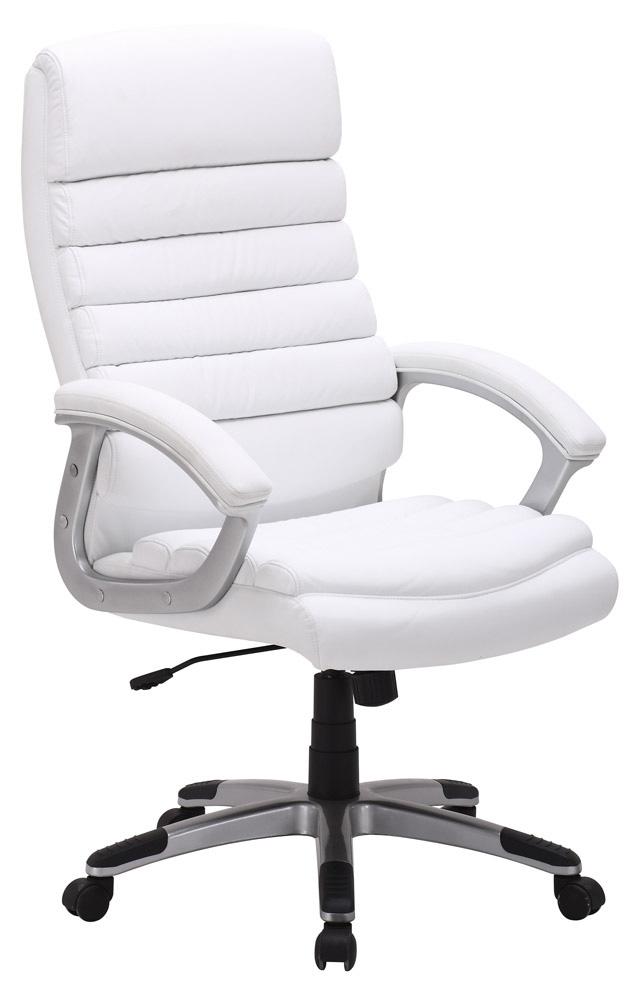Kancelárske kreslo K-087 biele