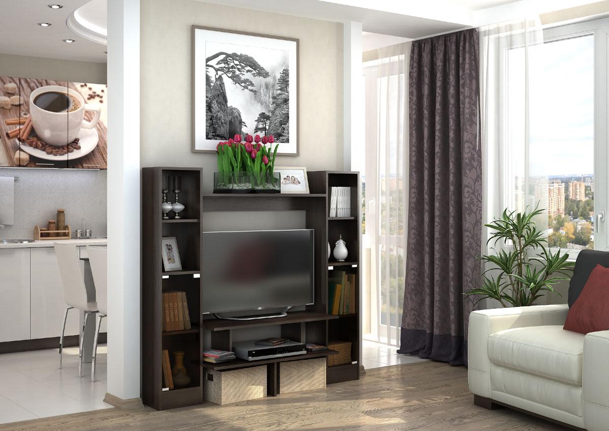 Lacná obývacia stena RIOR