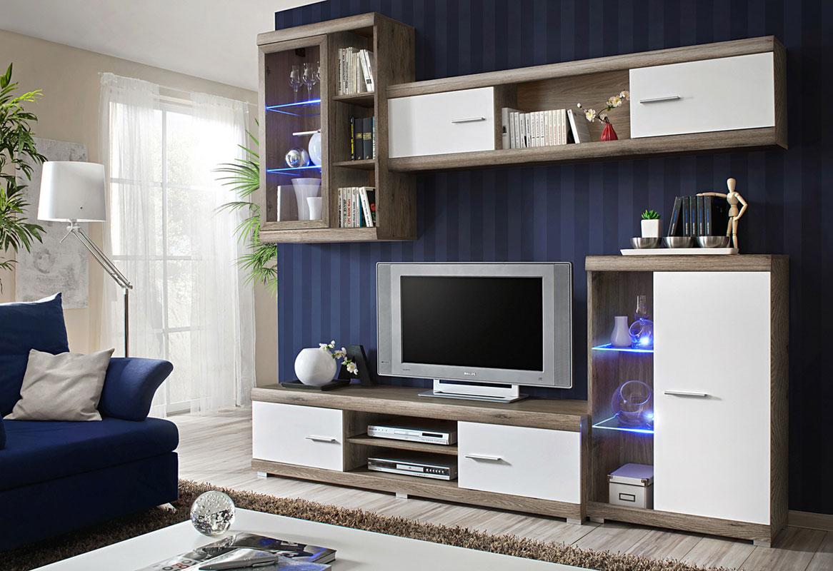 >> Moderná obývacia stena GRENADA III, san remo