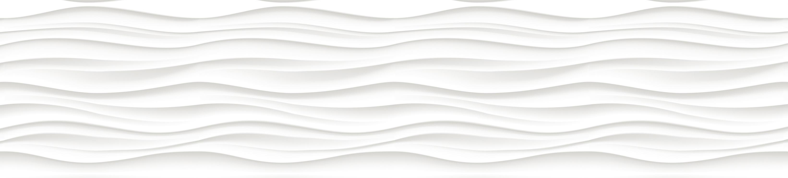 Nástenný panel SP-74 biela vlnovka