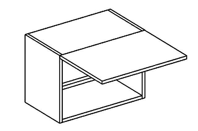 W50OKGR digestorová skrinka MOREEN, picard